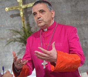Mgr dominique Lebrun