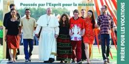 Paroisse et vocations…